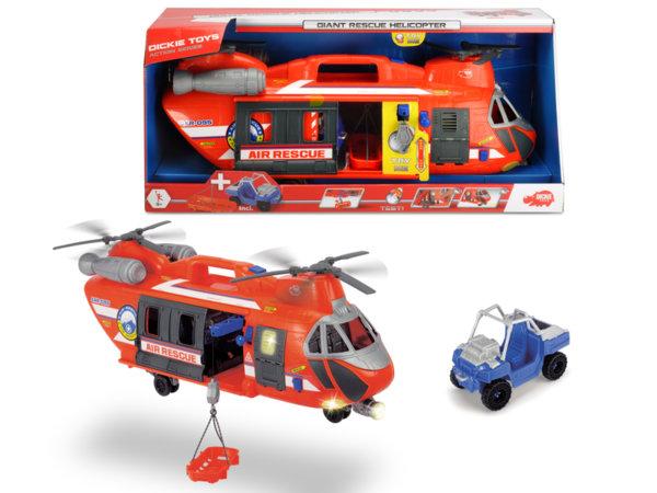 Гигантски спасителен хеликоптер