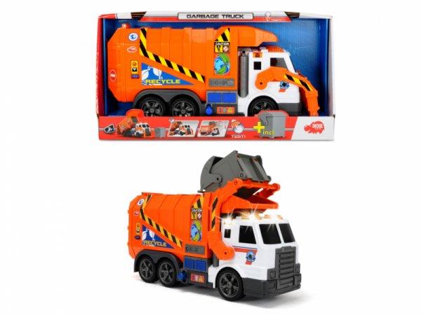 Голям боклучийски камион