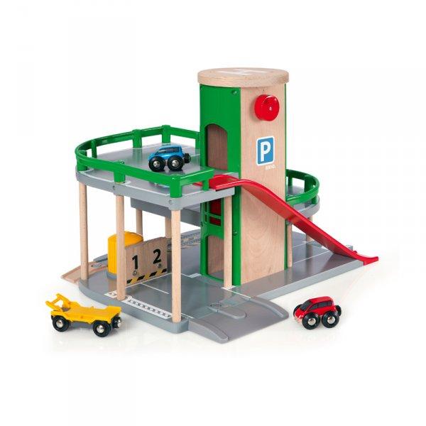 Паркинг с гараж