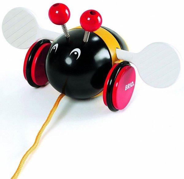 Играчка за дърпане Пчеличка