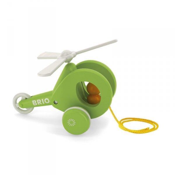 Играчка за дърпане хеликоптер
