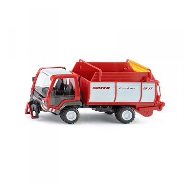 Многофункционален камион - Linder unitrac