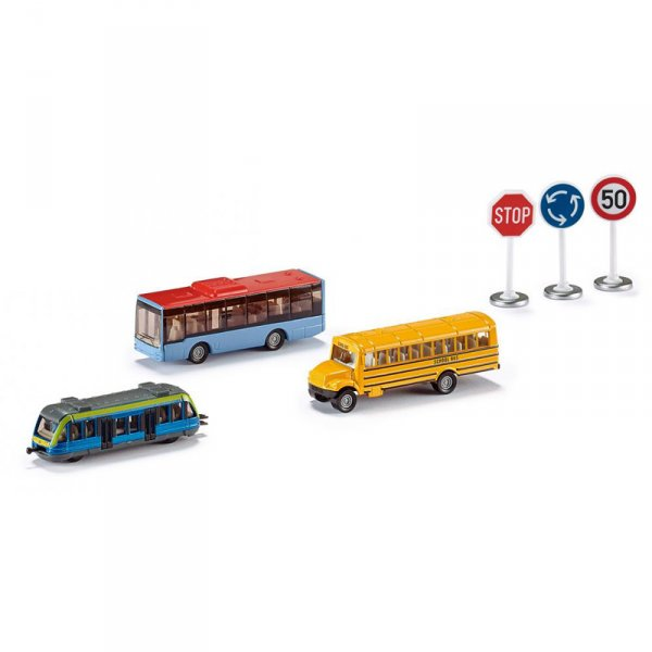 Комплект градски транспорт