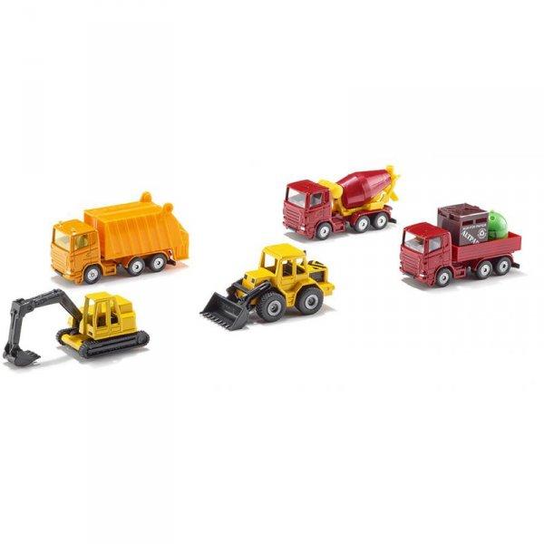 Строителни превозни средства