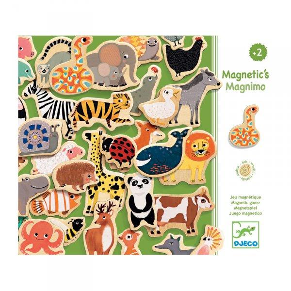 Дървени магнити Magnimo