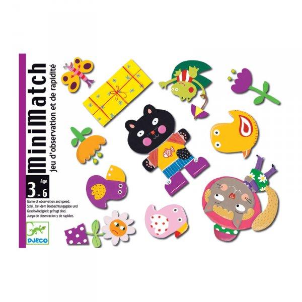 Карти за игра MiniMatch