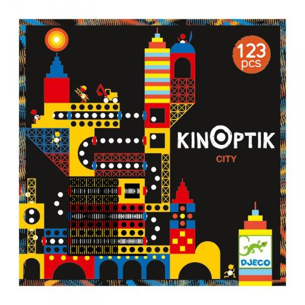 Анимирани картинки - Kinoptik - Град
