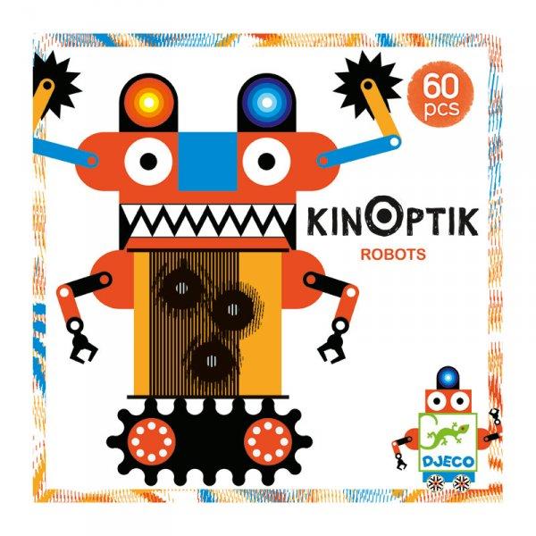 Анимирани картинки - Kinoptik - Роботи