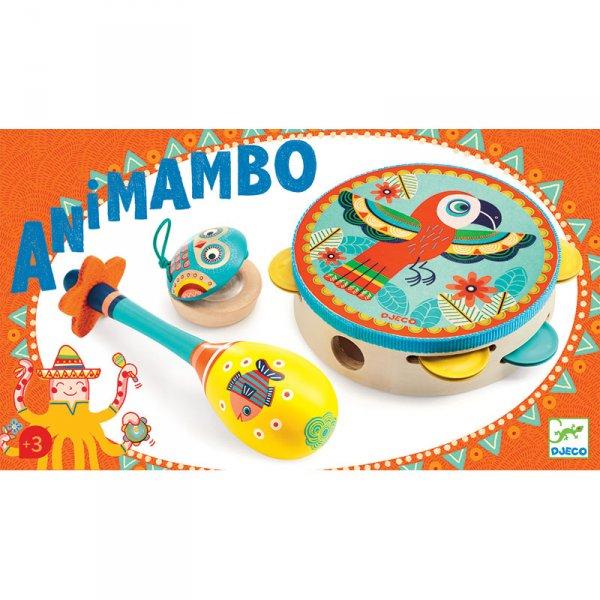 Комплект музикални инструменти Animambo