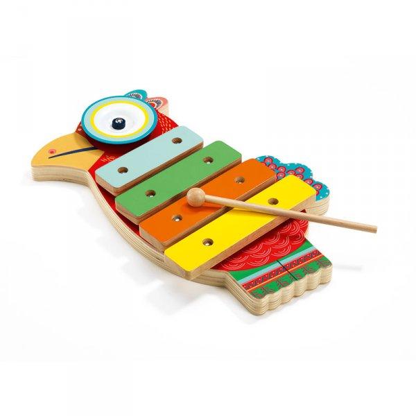 Ксилофон и чинел  Animambo