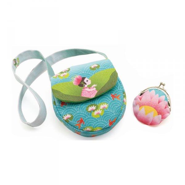 Детска чантичка и портмоне Miss Waterlily