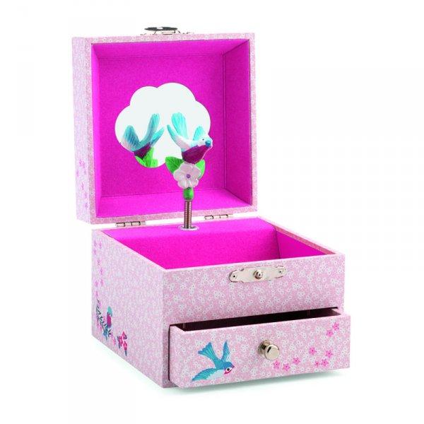 Музикална кутия за бижута - Песента на чинката