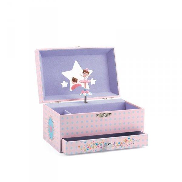 Музикална кутия за бижута - балерина