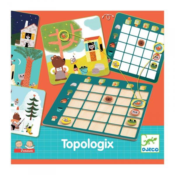 Образователна игра Topologix