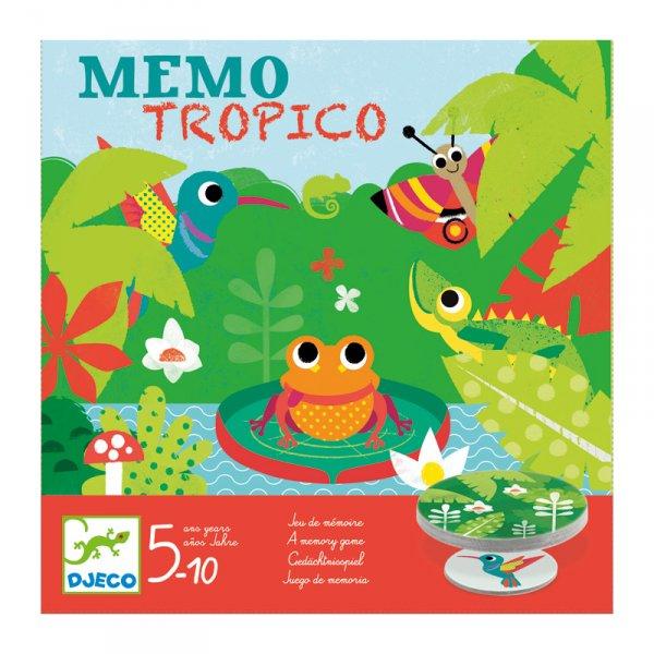 Игра мемо - Tropico