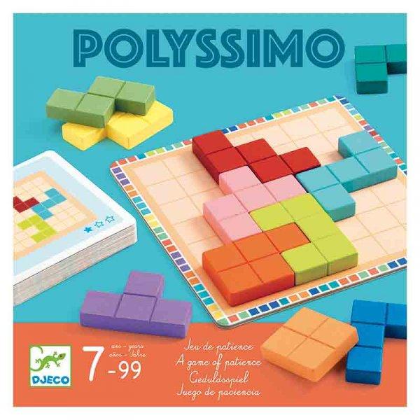 Логическа игра - Полисимо