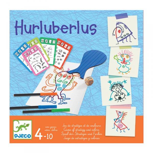 Творческа игра - Hurluberlus