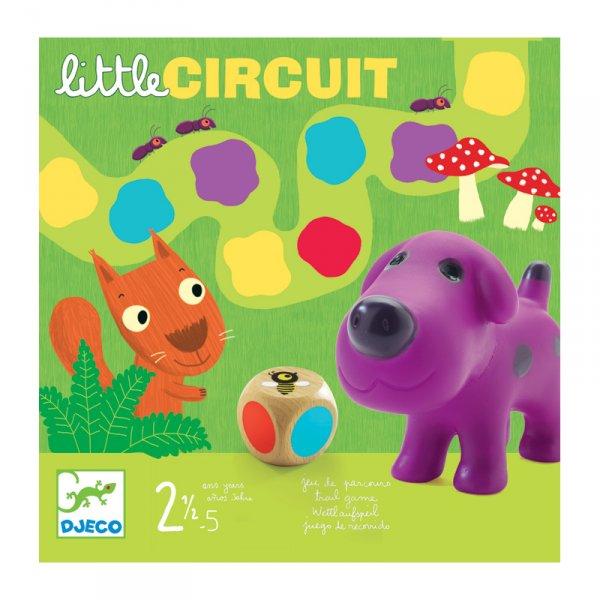 Игра за наблюдателност - Little circuit