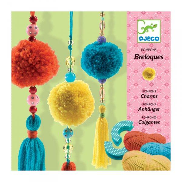 Комплект за плетене Pompons
