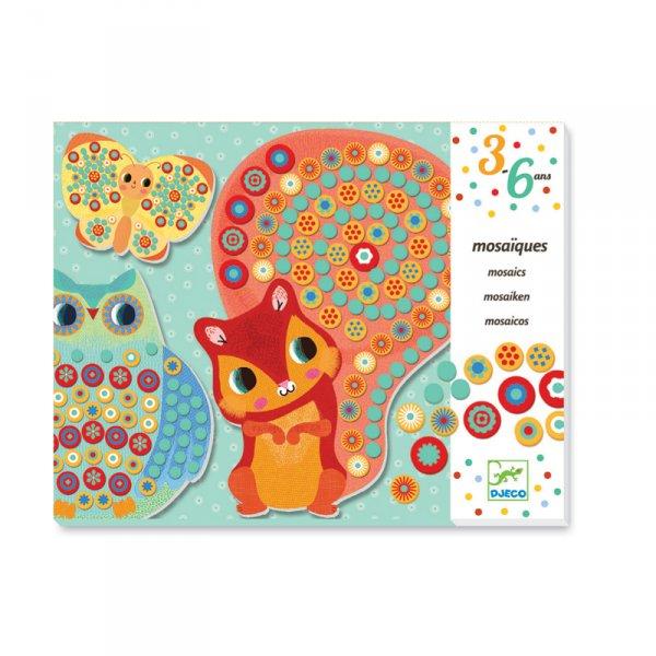 Детска мозайка - Милфиори