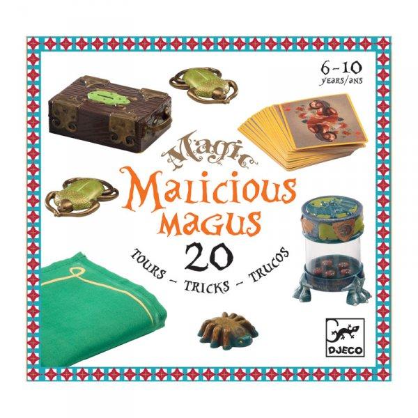 20 фокуса - Malicious magus