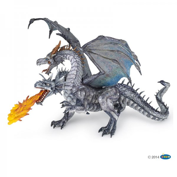 Фигурка двуглав дракон