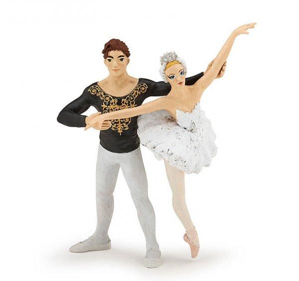 Фигурка балерина с балетист