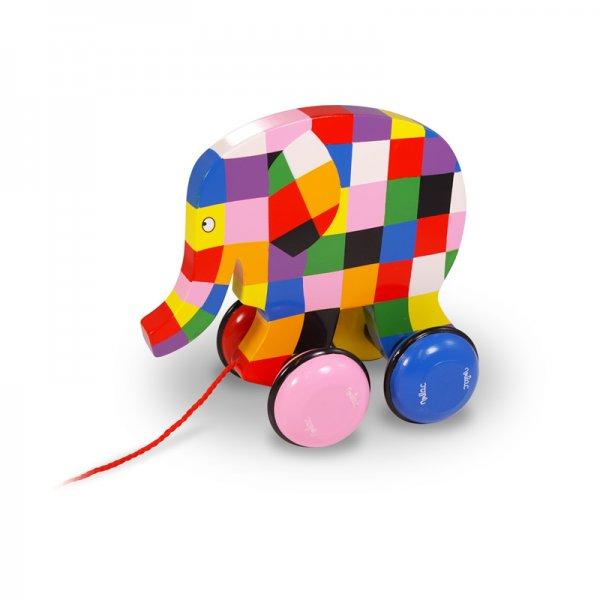 Играчка за дърпане Elmer