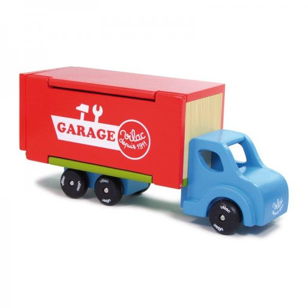Детска играчка камион - гараж
