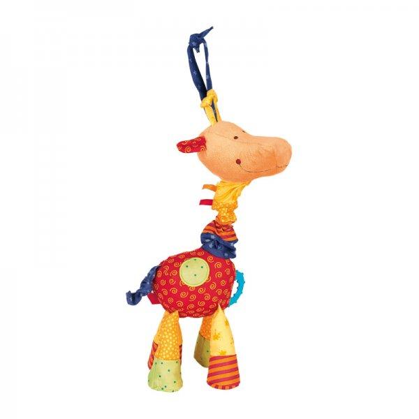 Мека играчка жираф