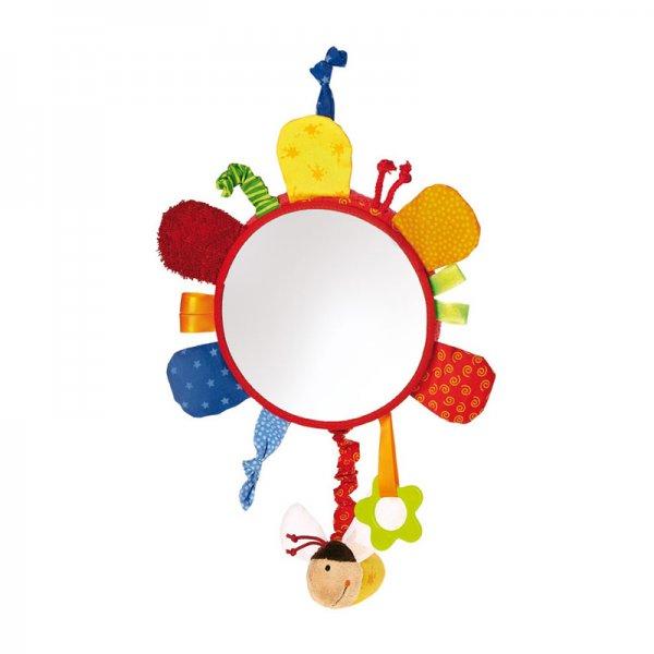 Играчка цвете с огледало
