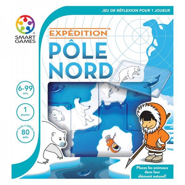 Игра експедиция северен полюс