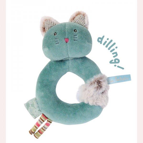 Мека играчка коте