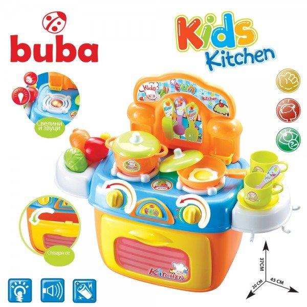 Забавна преносима детска кухня