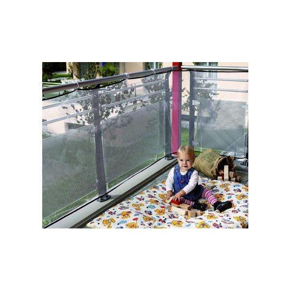 Полиестерна преграда за балкон