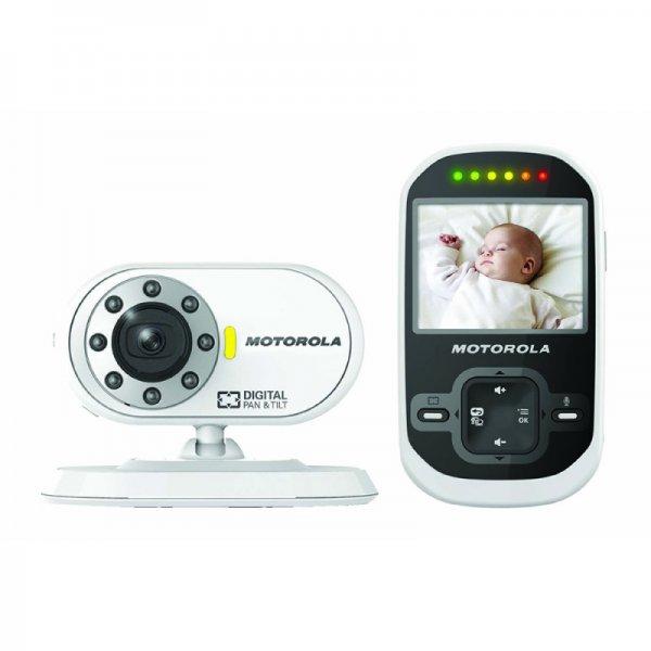 Дигитален видео бебефон MBP 26