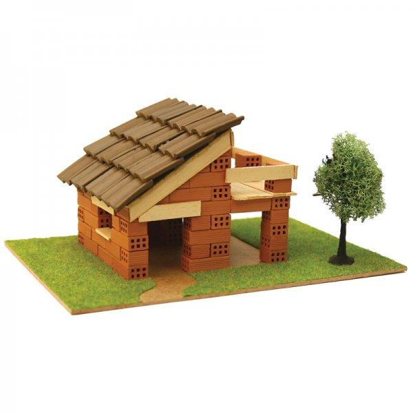 Къща с истински тухли, комплект за начинаещи 3