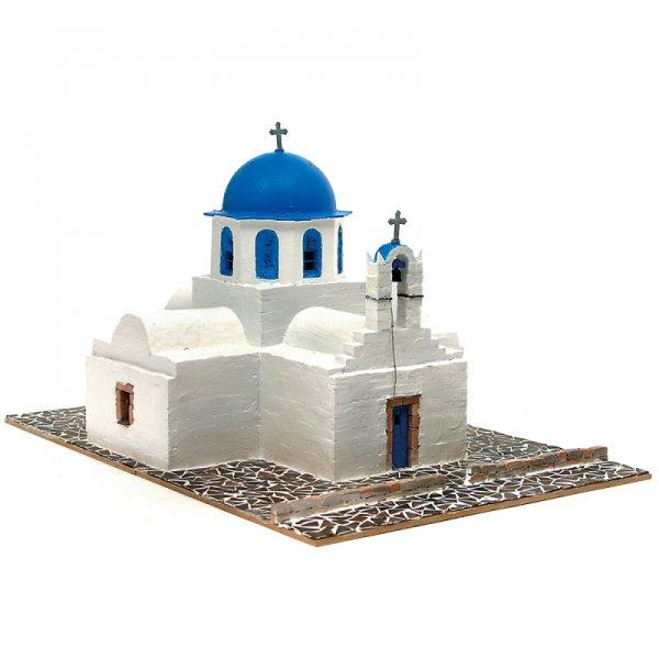 Макет на Православна гръцка църква
