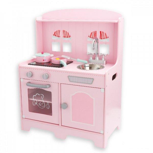 Розова кухня със звук и аксесоари