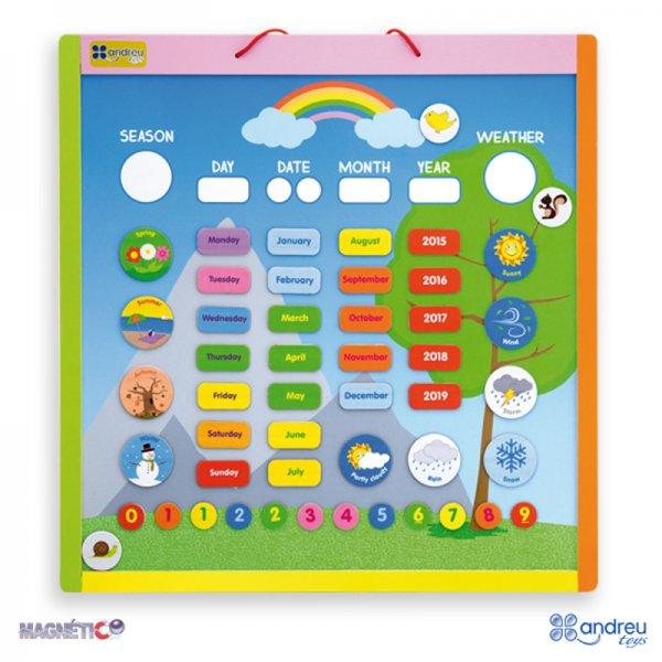 Магнитен календар