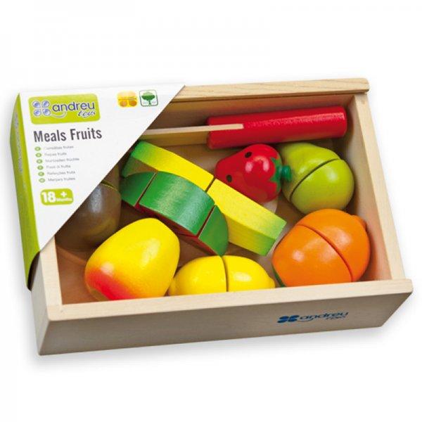 Дървени плодове