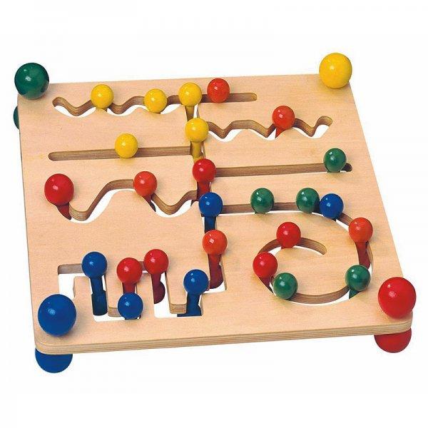 Логическа игра - спирала