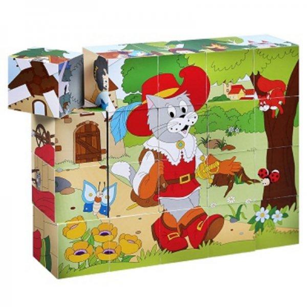 Кубчета с картинки - Приказки