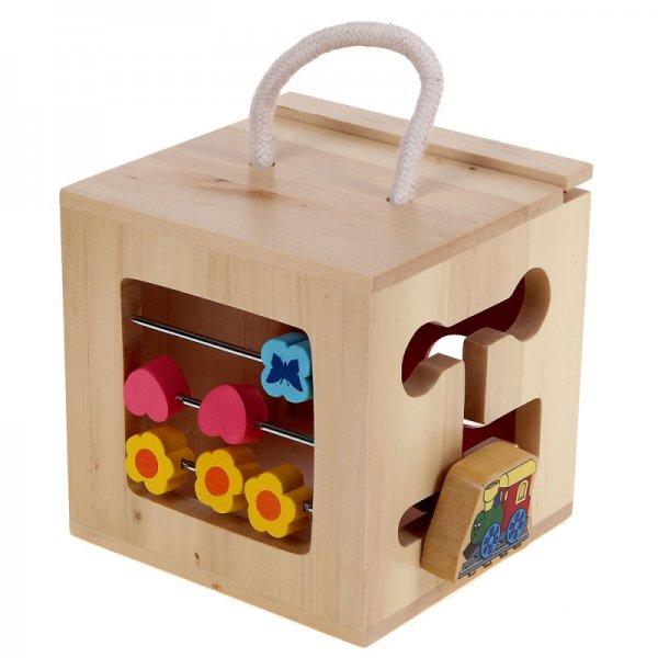 Дидактическа кутия с игри