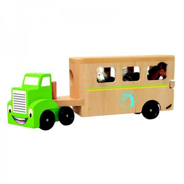 Камион с конюшна