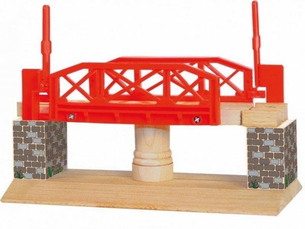Дървен подвижен мост