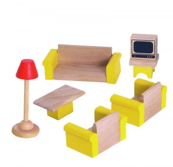 Мебели за къща за кукли - дневна