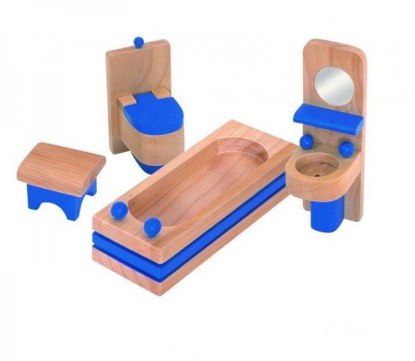 Мебели за къща за кукли - баня