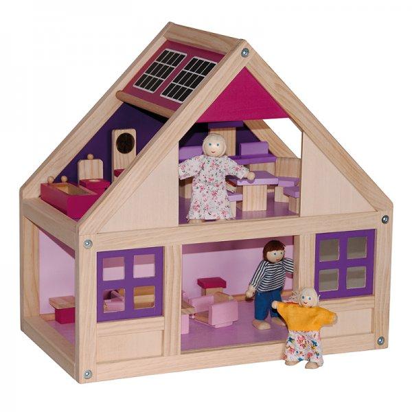 Къща за кукли с обзавеждане