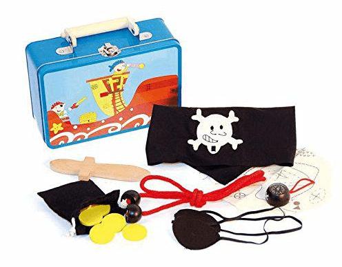 Пиратски кoмплeкт с аксeсoари